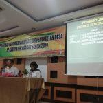Pembentukan Produk Hukum Desa